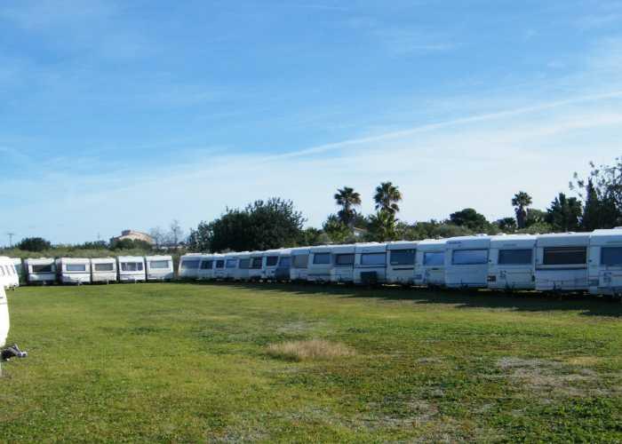 CaravanCare & Parking San Martin