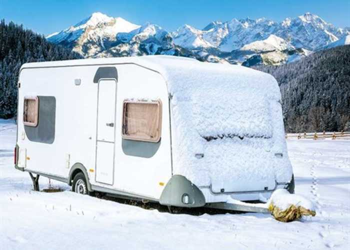 How to Insulate a Caravan for Winter