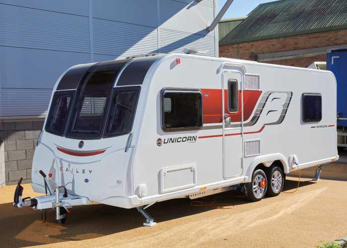 Problems With Bailey Unicorn Caravans