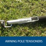 Awning Pole Tensioner