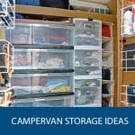 Campervan Storage Ideas