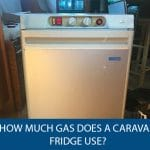 How Much Gas Does a Caravan Fridge Use?