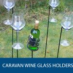 Caravan Wine Glass Holder