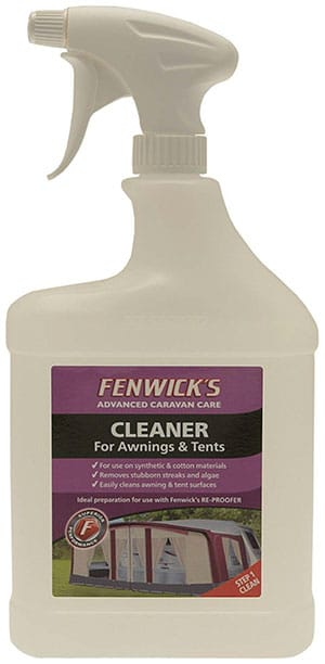 fenwicks awning cleaner