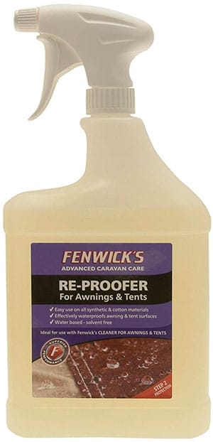 fenwicks awning reproofer