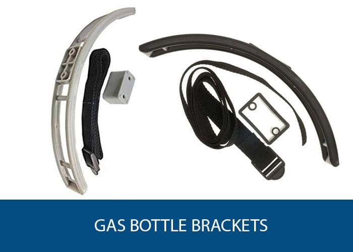 gas bottle brackets