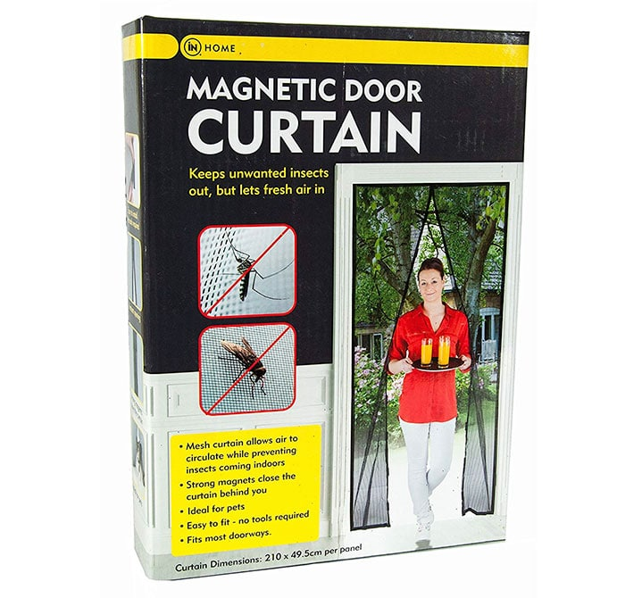 iN Magnetic Door Curtain