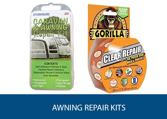 Awning Repair Kit | Caravan Helper