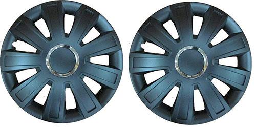 Milenco Wheel Trims 33 cm White