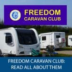 The Freedom Caravan Club