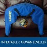 Inflatable Caravan Leveller