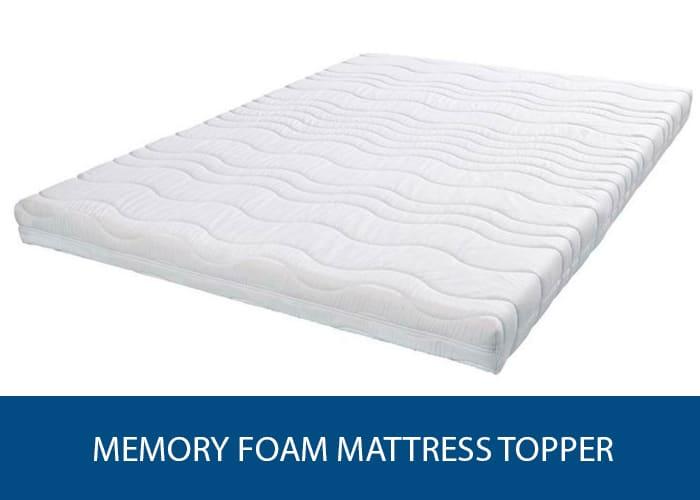 Memory Foam Mattress Topper For Caravans Caravan Helper