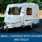 Small Caravans with Shower and Toilet UK