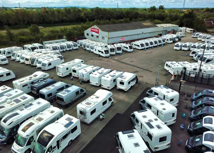 Campbells Caravans and Motorhome