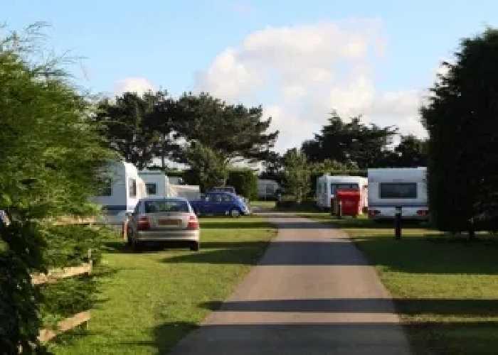 Caravan and Motorhome Storage at Monkey Tree Holiday Park