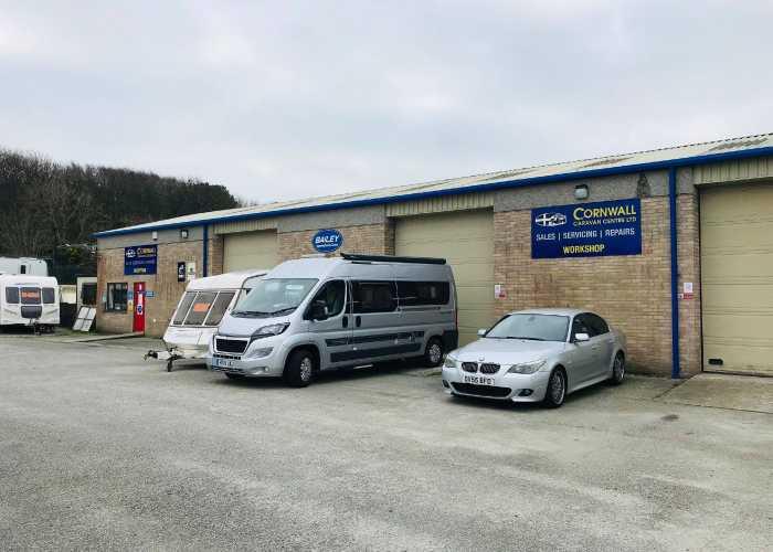 Cornwall Caravan Centre