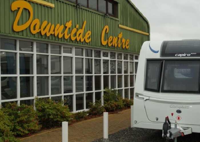 Downtide Caravans & Leisure Secure Storage