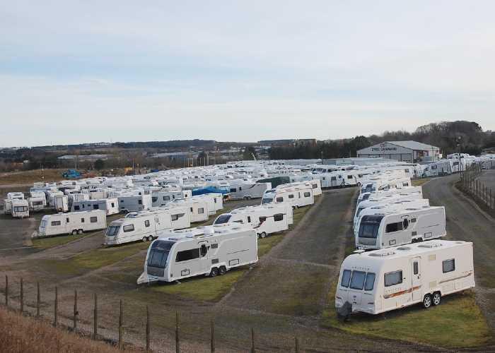 Dyce Caravans
