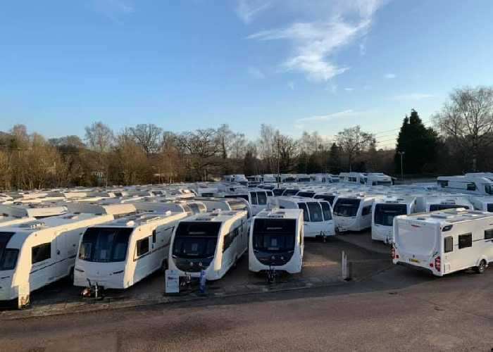 Forest of Dean Caravans