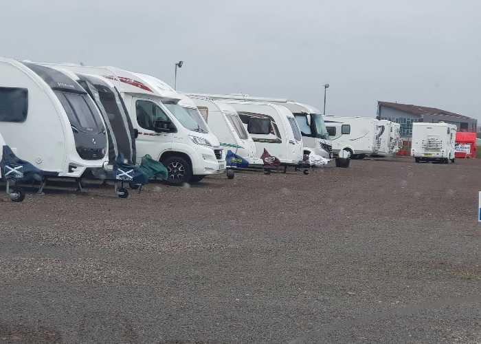 Glasgow Caravan Storage