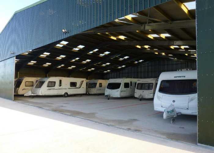 Headon Farm Caravan Site & Storage