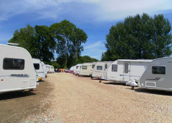 Hill Farm Camping and Caravanning Park