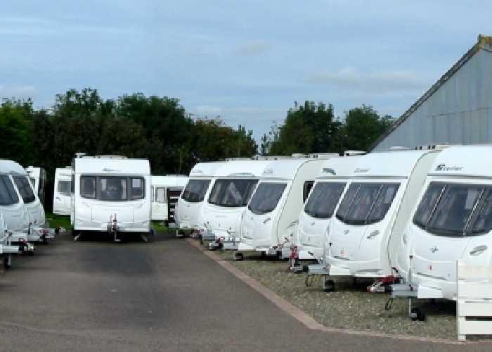 Hitch-On Caravans
