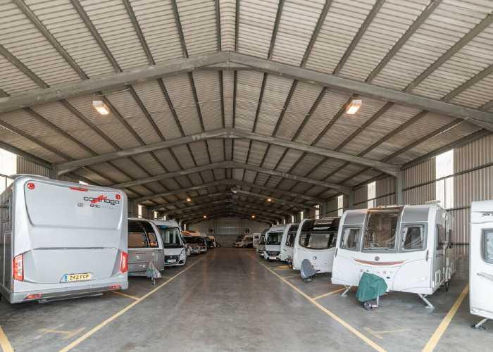 Hogleaze Vehicle Storage