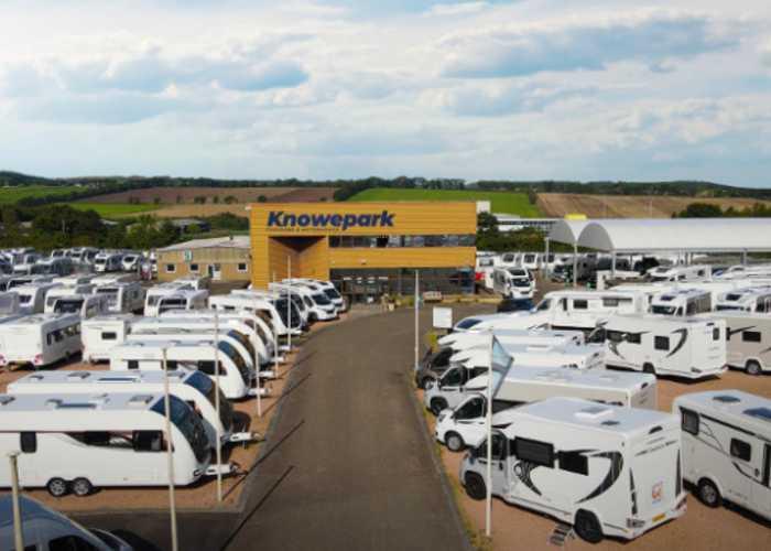 Knowepark Caravans & Motorhomes