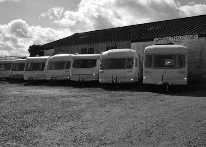 Longacre Caravan Sales Caravan Storage