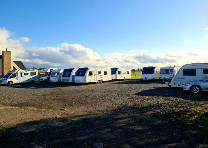 Lugtonridge Caravan Storage Glasgow