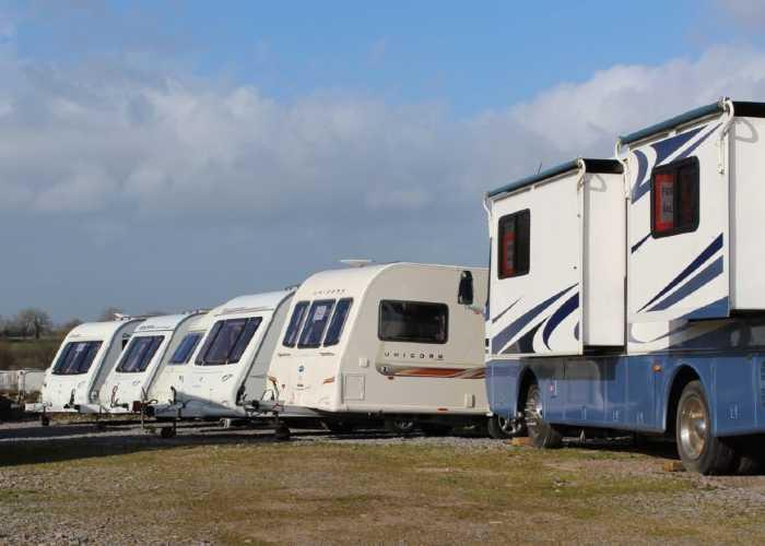Marchants Hill Caravan Sales and Storage