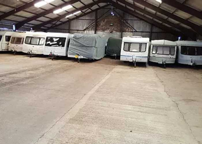 North Norfolk Indoor Caravan Storage