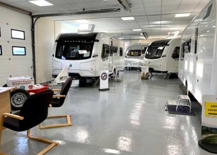 Norwich Caravans