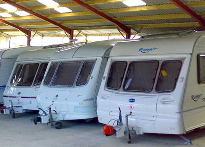 Piran Caravan Storage