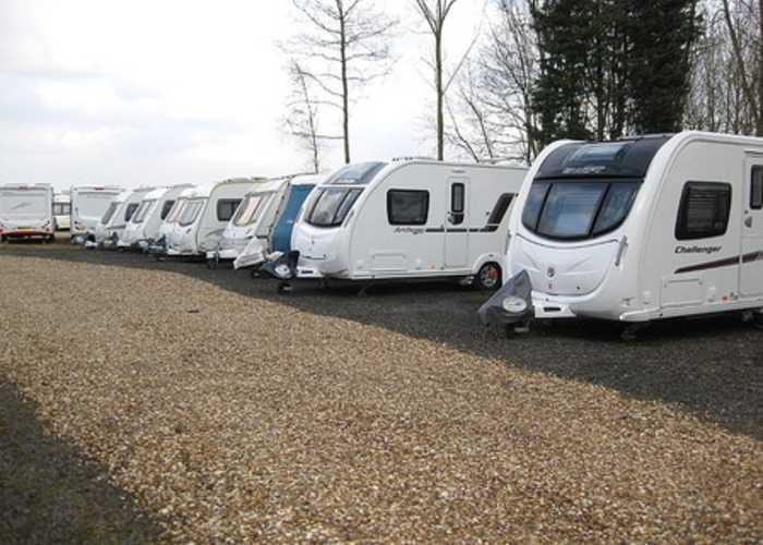 Ravensoake Caravan Storage