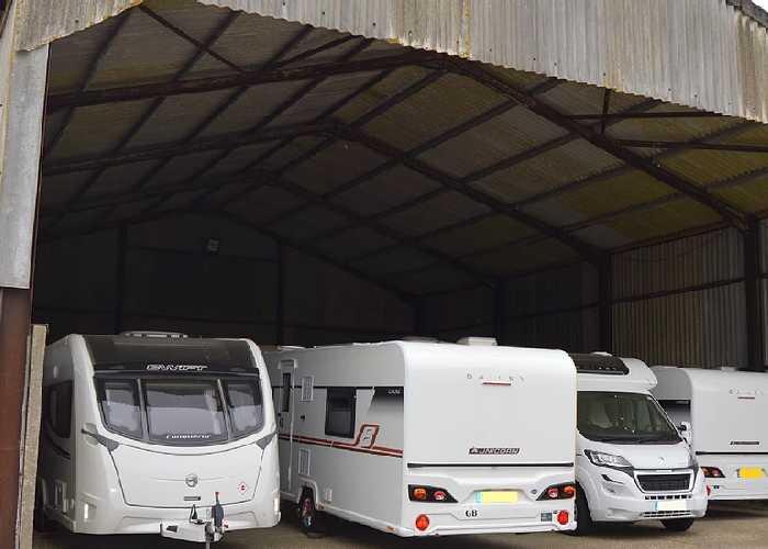 South Dorset Storage The Caravan & Boat Specialists