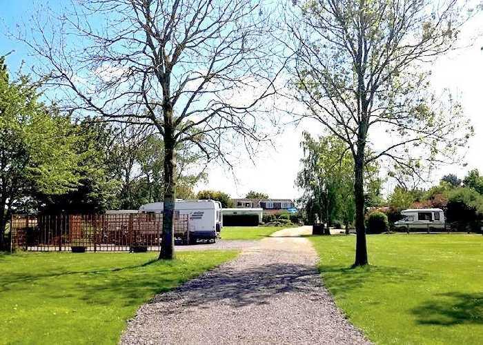 Southfork Caravan Park Storage For Touring Caravans