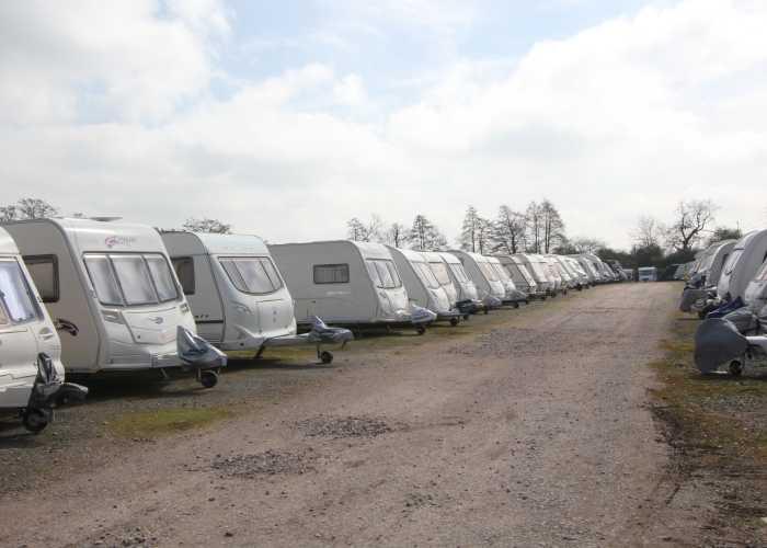 Whilton Caravan Storage