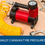 Bailey Caravan Tyre Pressures