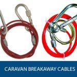 Caravan Breakaway Cable