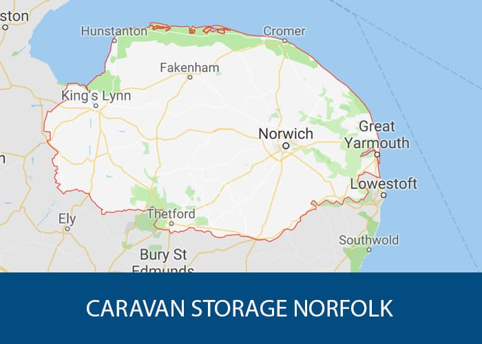 caravan storage norfolk