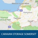 Caravan Storage Somerset