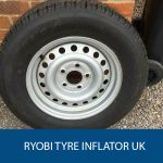 Ryobi Tyre Inflator UK