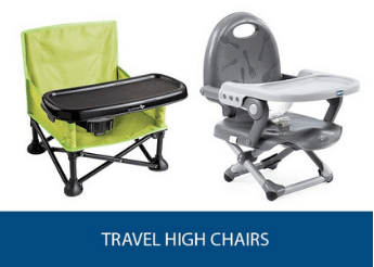 travel high chair for caravans