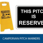 Campervan Pitch Marker