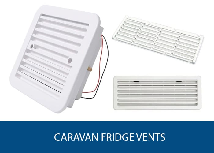 caravan fridge vents