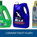 Caravan Toilet Fluid