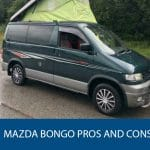 Mazda Bongo Pros and Cons