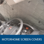 Motorhome Screen Covers